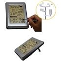 Obrázek Meteostanice ClimeMET CM2000 Wireless, domácí meteostanice s dotykovým displejem, perem a PC softwarem